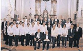 Der Elsener Kirchenchor besteht seit 150 Jahren.