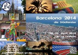 Barcelona und mehr: das Jugendferienwerk Grevenbroich.