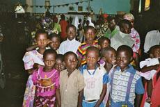An diesem Wochenende: Burundikollekte