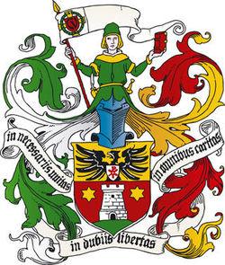 Wappen des CV