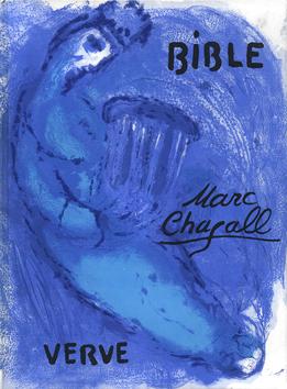 Chagalls Bilder zur Bibel werden am Klosterweg gezeigt.