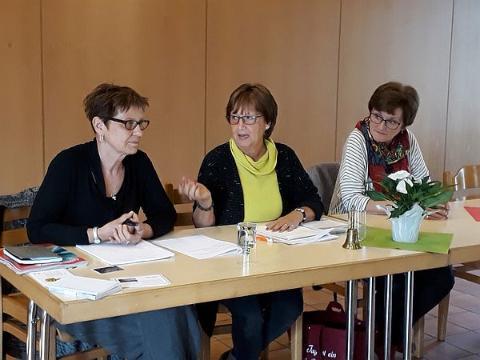 KFD Reuschenberg: neuer Vorstand