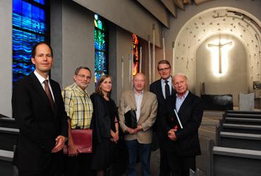 Mack-Kapelle im Marianum wird im Dezember wieder eröffnet