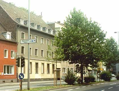 Das Notel der Spiritaner in Köln
