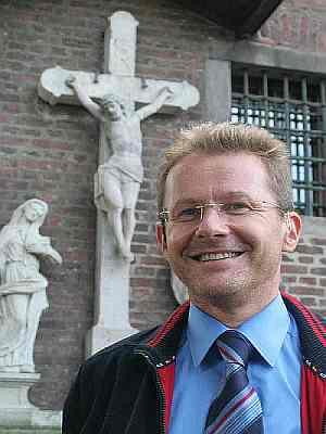 Pfarrer Klaus Koltermann. Foto: TZ