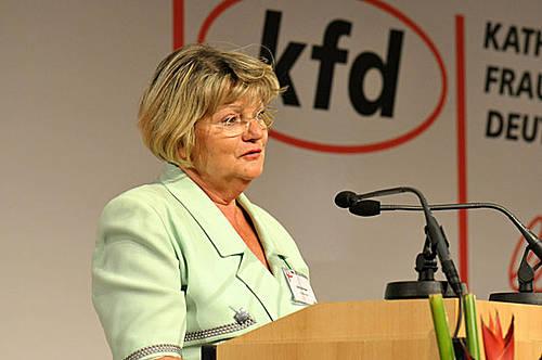 Silvesterorden für Ute Schröder