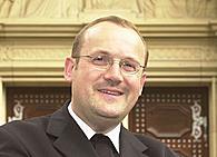 Pfarrer Herbert Ullmann: neuer Direktor im Collegium Albertinum