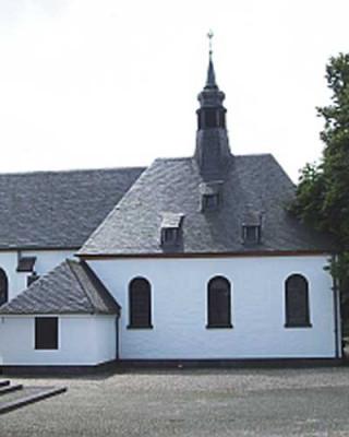 """Gnadenkapelle """"Maria in der Not"""", Meerbusch-Büderich"""