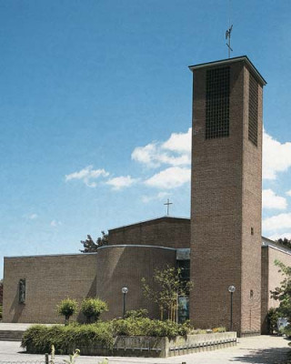 St. Antonius, Kaarst-Vorst