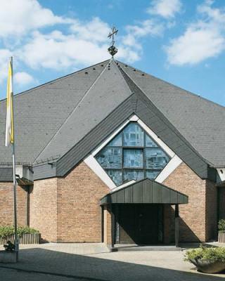 St. Cornelius, Neuss-Erfttal