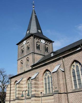 St. Martinus, Rommerskirchen-Nettesheim