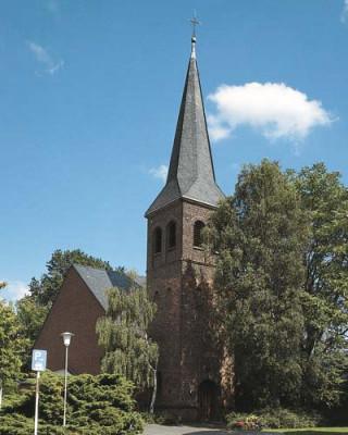 St. Martinus, Neuss-Uedesheim
