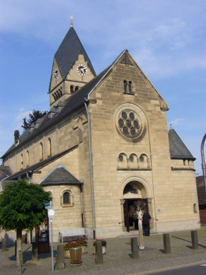 St. Sebastianus, Grevenbroich-Hülchrath