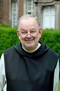 Gelübde vor 50 Jahren abgelegt: Zisterzienser-Pater Basilius aus Langwaden. Foto: TZ