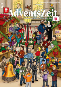 Neue AdventsZeit in den Briefkästen