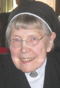 Schwester Guido Maria ist gestorben.