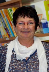 Marita Hoppe ist Vorsitzende des Kirchenchores. Foto: TZ