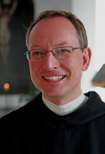 Pater Bruno Robeck wurde zum Prior gewählt. Foto: TZ
