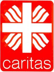Die Caritas wirbt für