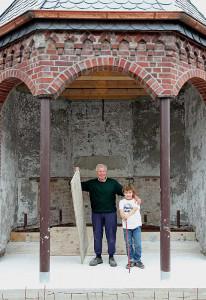 Delhoven: 100 Jahre alte Kapelle wird restauriert
