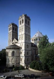 Auch St. Gereon in Köln steht auf dem KaR-Programm.