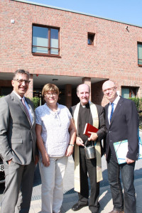 St. Augustinus-Behindertenhilfe weiht Haus St. Martha feierlich ein