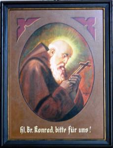Seit 75 Jahren besteht die nach Konrad von Parzham benannte Pfarrgemeinde in Gnadental.