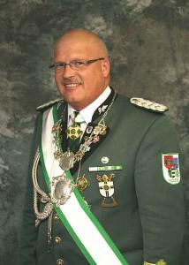 Brudermeister Robert Hoppe ist jetzt Ritter.