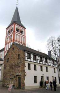 In Siegburg gibt es jetzt einen Treffpunkt am Markt.