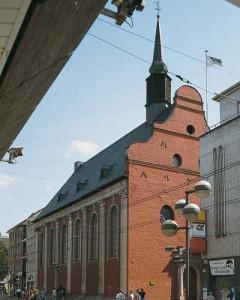 Klosterkirche St. Sebastian wird renoviert