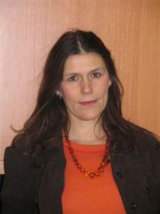 Pastoralreferentin Susanne Tillmann.