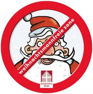 Katholikenrat unterstützt Weihnachtsmannfreie Zone