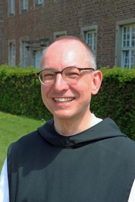 Pater Bruno Robeck, der Prior von Langwaden, ist jetzt stellvertretender Vorsitzender der Deutschen Ordensobernkonferenz. Foto: TZ