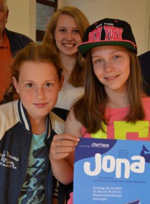 Nicht nur für Kinder: das Musical Jona.