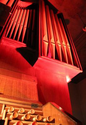Die Nikolauskloster-Orgel besteht 50 Jahre.