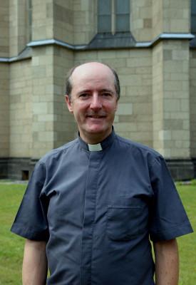 Ökumene beim Fest: Monsignore Assmann. Foto: TZ