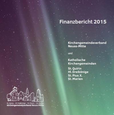 Neusser Kirchengemeinden legen Finanzen offen
