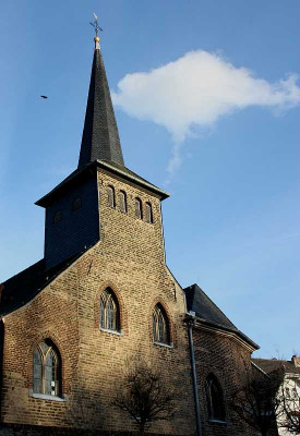 In St. Stephanus wird eine Festmesse gefeiert. Foto: TZ