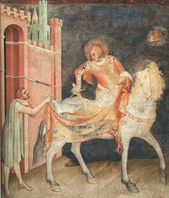 St. Martin - mehr als Pferd und Weckmann