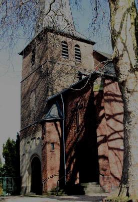 In St. Lambertus wurden die Exequien für Pfarrer Stollenwerk gehalten. Foto: TZ