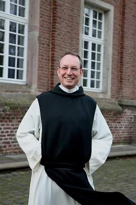 Zehn Jahre Prior: Pater Bruno Robeck. Foto: TZ