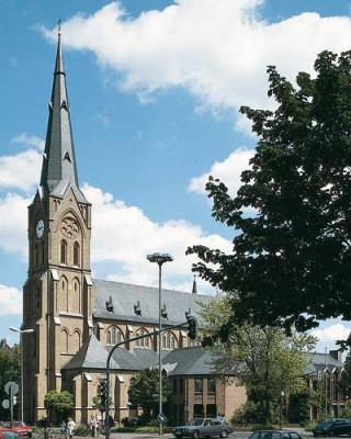 Festwoche: 125 Jahre St. Josef-Kirche