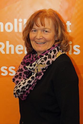 Jutta Köchner, Vorsitzende des Katholikenrates