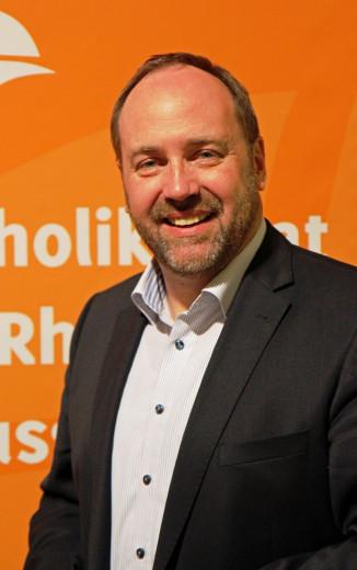 Walter Pesch, Vorsitzender des Katholikenrates
