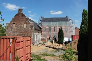 Alt und Neu soll das künftige Martinus-Forum in Wevelinghoven vereinen. Foto: TZ