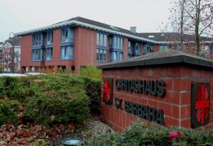 Auch im Caritashaus St. Barbara in Grevenbroich wird jetzt flexibel gearbeitet.