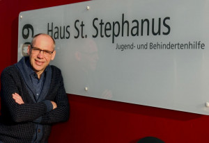 Volker Abrahamczik leitet das Haus St. Stephanus in Elsen. Foto: TZ