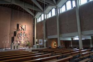 Besonderer Aussagewert für die Bau- und Siedlungsgeschichte von Grevenbroich-Allrath: St. Matthäus. Foto: TZ