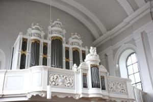 Orgel und mehr: Im Kreisdekanat Neuss beginnen bald die Tage der Kirchenmusik. Foto: TZ