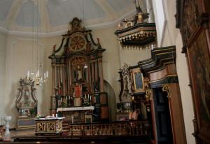 Barocke Pracht: St. Martin in Frimmersdorf. Foto: TZ